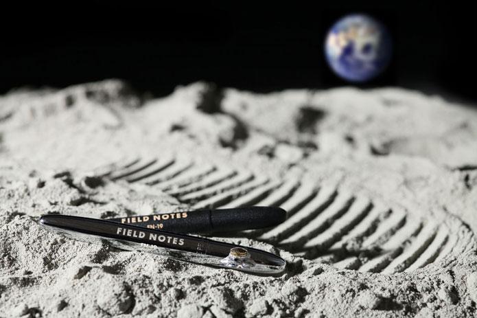 Field Notes Space Pen (I chose chrome. It's gorgeous.)
