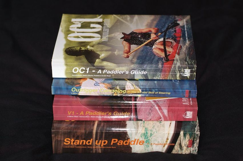 OC1, OC6 steering, V1, SUP  book 'combo' savings package.