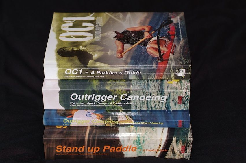 OC1, OC, OC6 Steering, SUP  book 'combo' savings package.