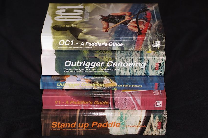 OC1, OC, OC6 Steering, V1, SUP  book 'combo' savings package.
