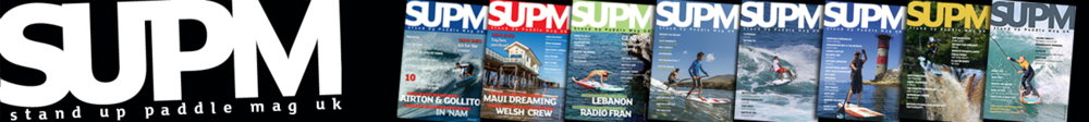 Exclusive coverage of the event by SUP Magazine UK