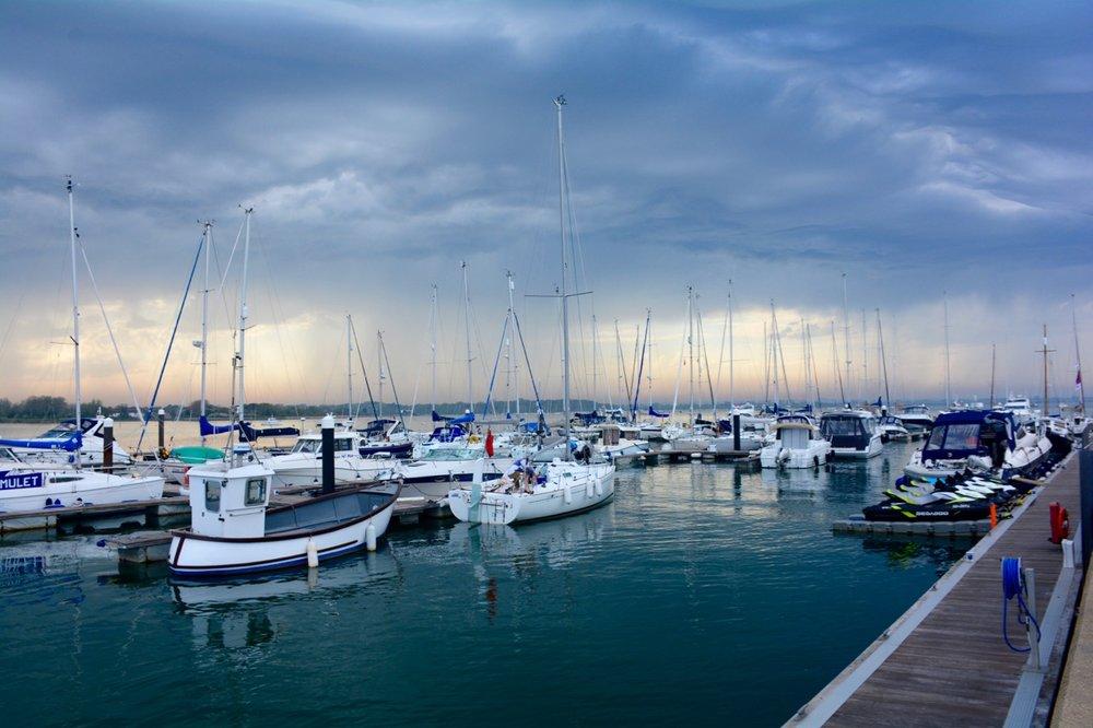 Sparkes Marina and Boatyard Hayling Island
