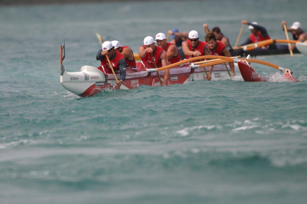 Team Hawaii New Zealand 2004 Hammo Cup Australia