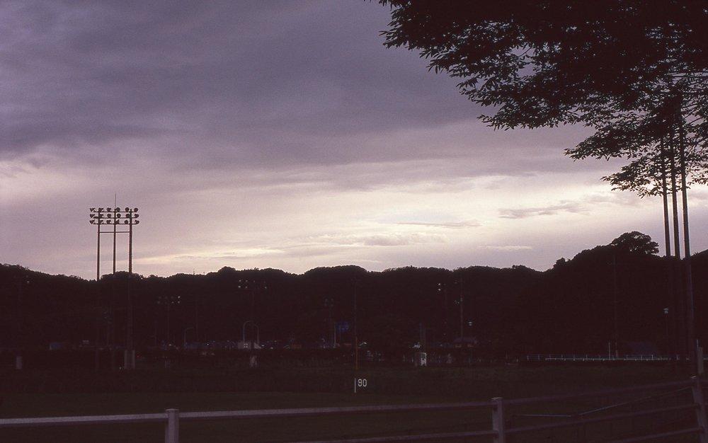 「三朝球場」