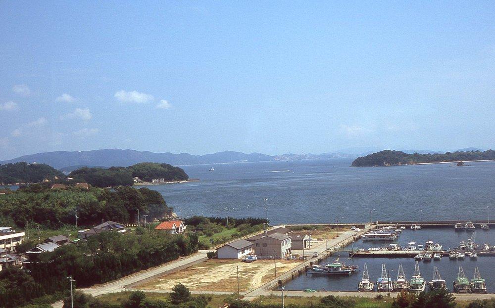 「瀨戸内海の島々」