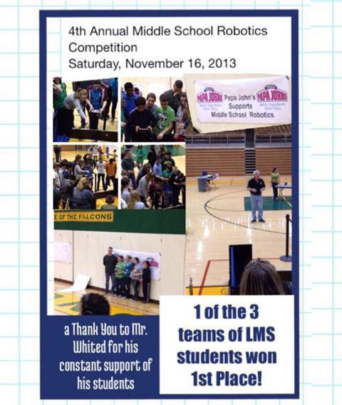 2013 Firestone Robotics Competition