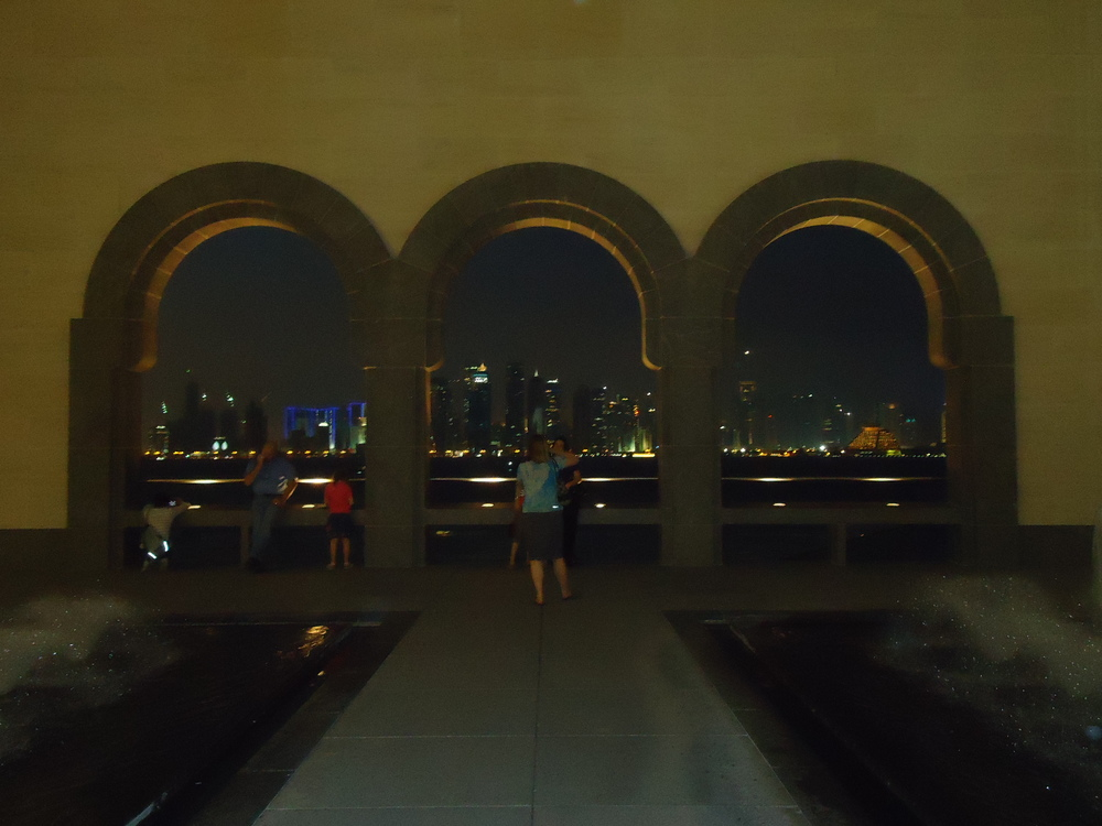 View from Museum of Islamic Art, Doha