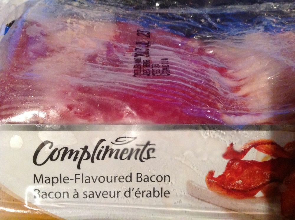 Maple Bacon in Canada.  Words truly fail me (this stuff is sinfully delicious).