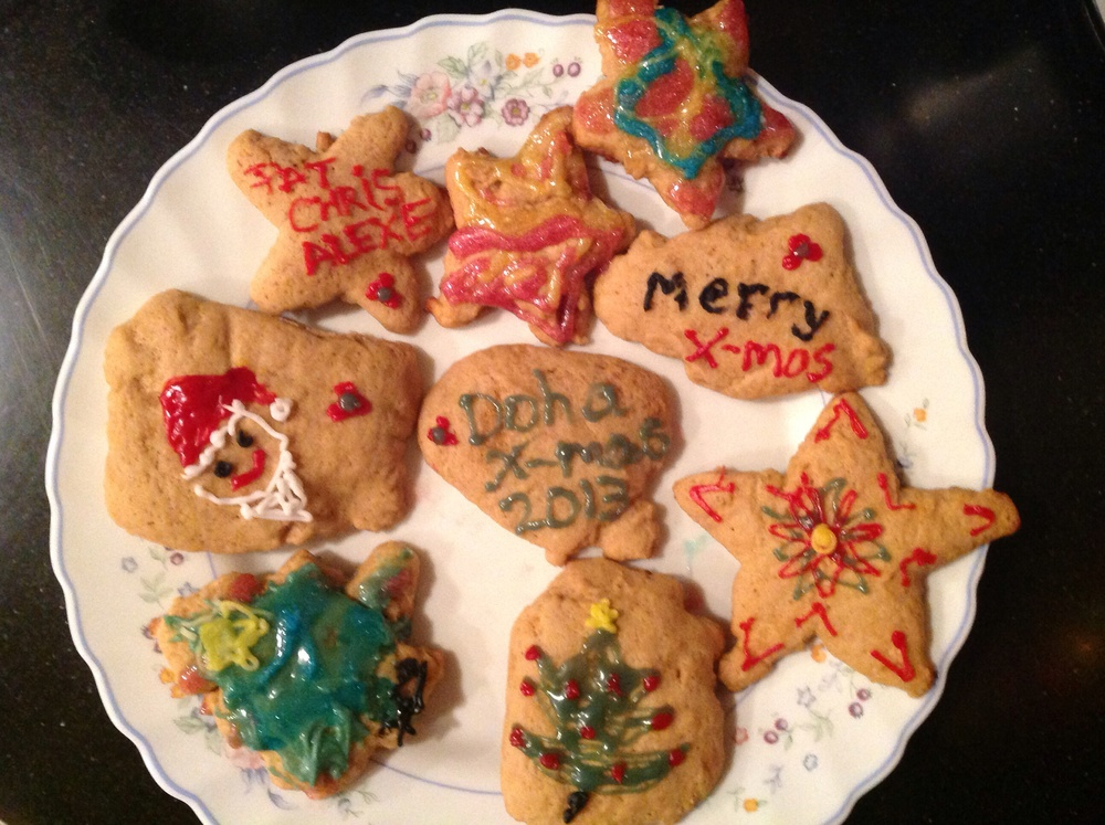 Santa's treat ....