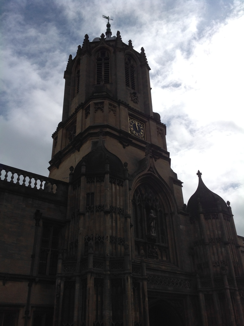 Christ Church in Oxford.