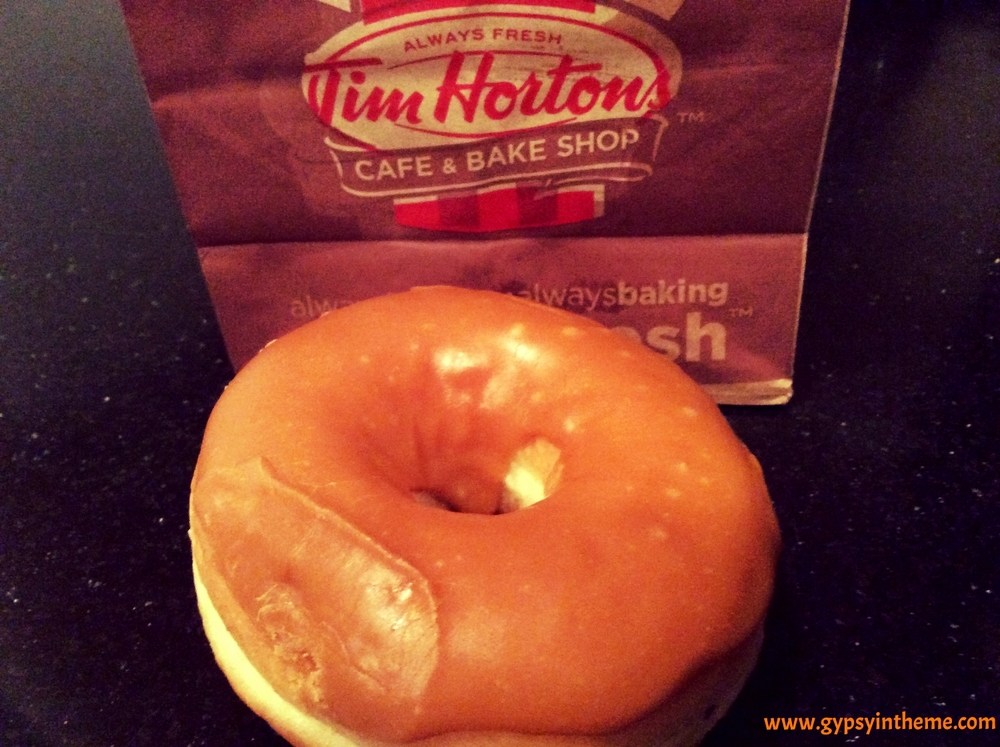 I mean, just how Canadian do you expect your Canadian Maple donut to be if you take the maple away folks?