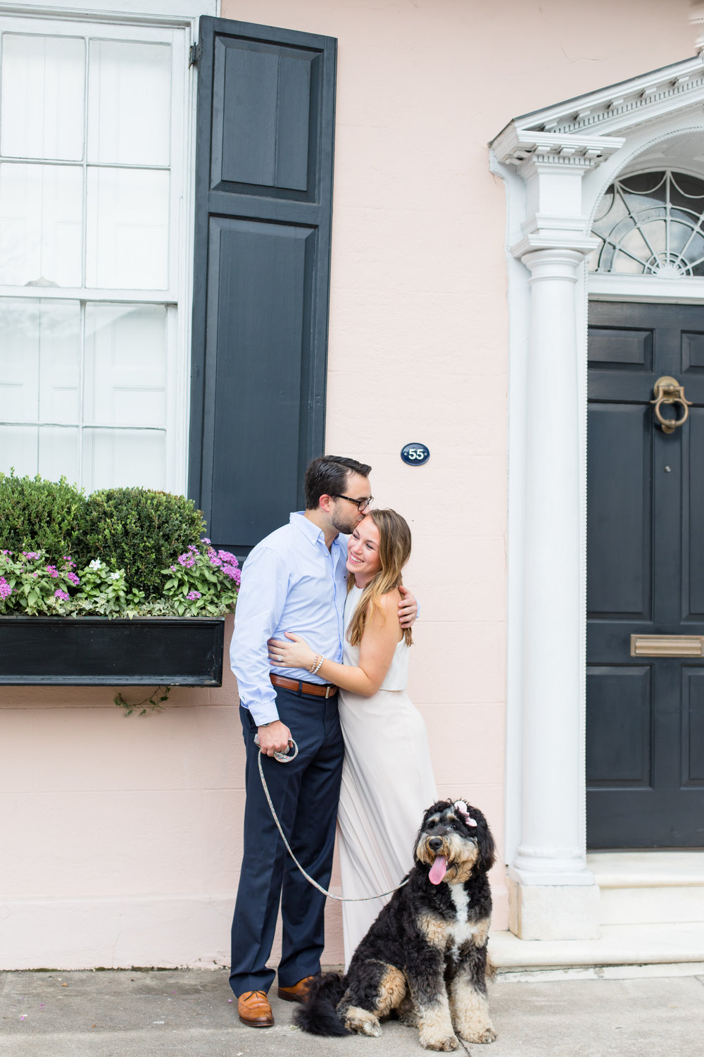 kailee-dimeglio-charleston-downtown-engagement-doodle-puppy