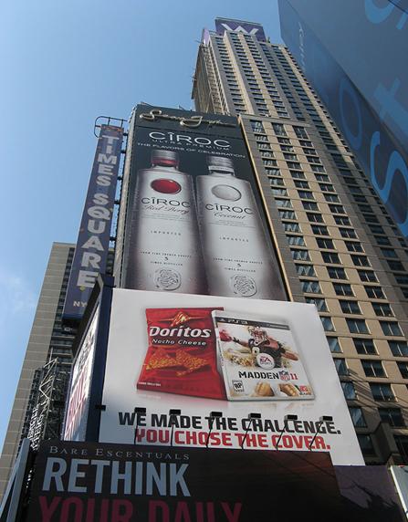 brees billboard