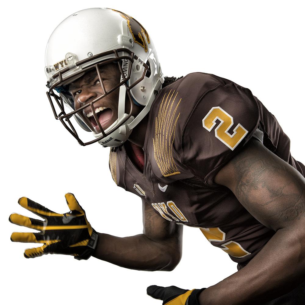 Marqueston Huff: Wyoming/Tennessee Titans