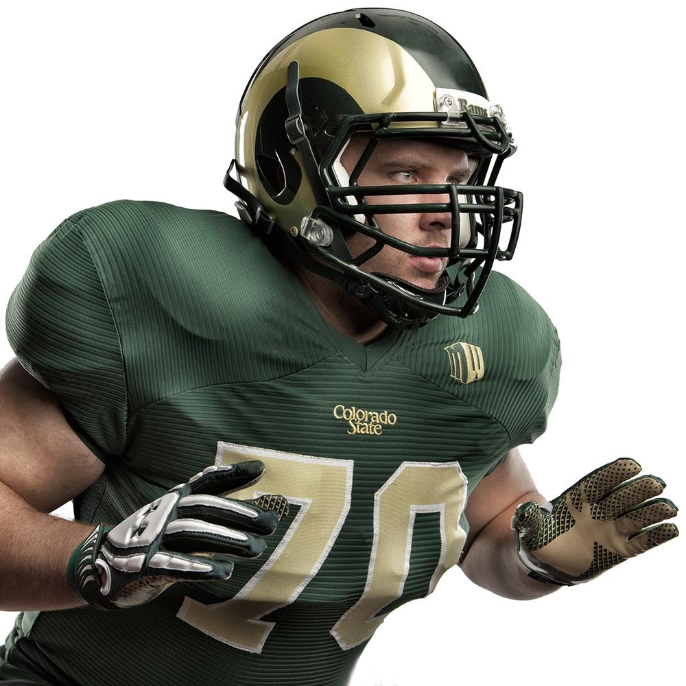 Weston Richburg: Colorado State University/New York Giants
