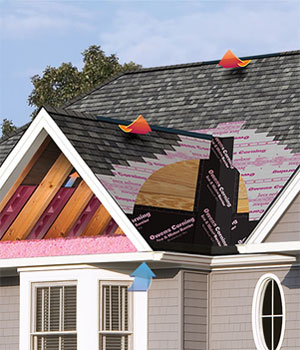 Weldon Home Exteriors uses high-quality roofing systems perfected by Owens Corning.