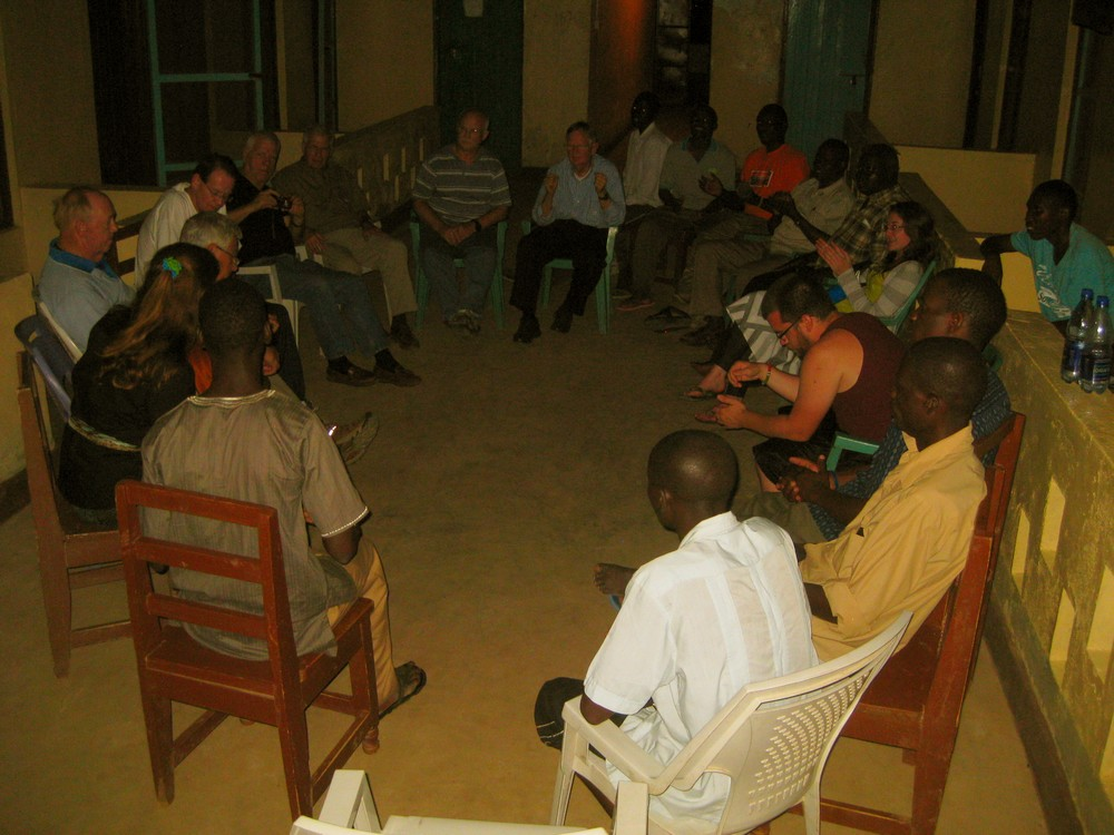 Kakuma Mission Team meeting