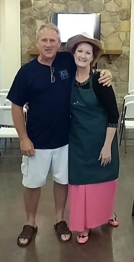 Carol Ann Payne-Johnson Mennonite Award Winner