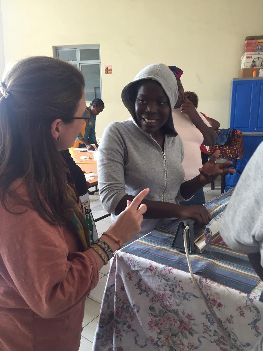 Learning to count to ten in Swahili ... Moja, mbili, tatu, nne, tano, sita, saba, nane, tisa, kumi!