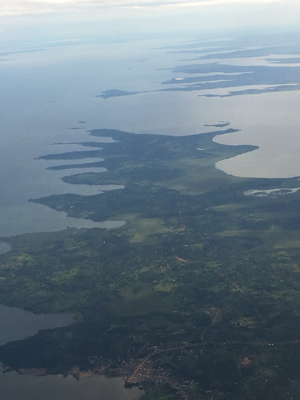 Uganda from the Air
