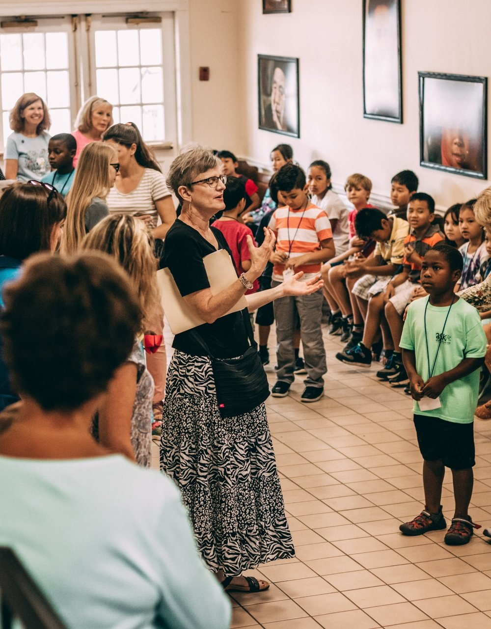Clarkston Music Camp 2018 opening.JPG