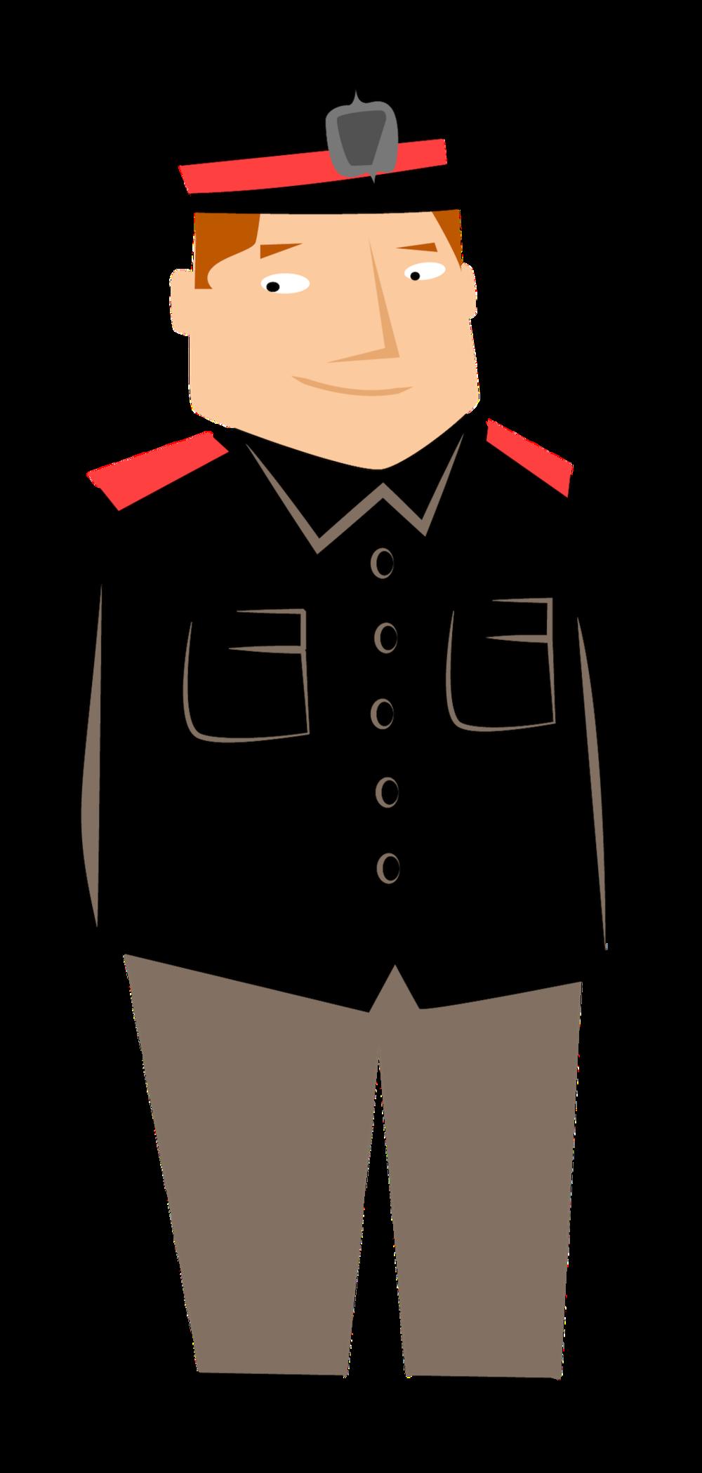 Detective Parson