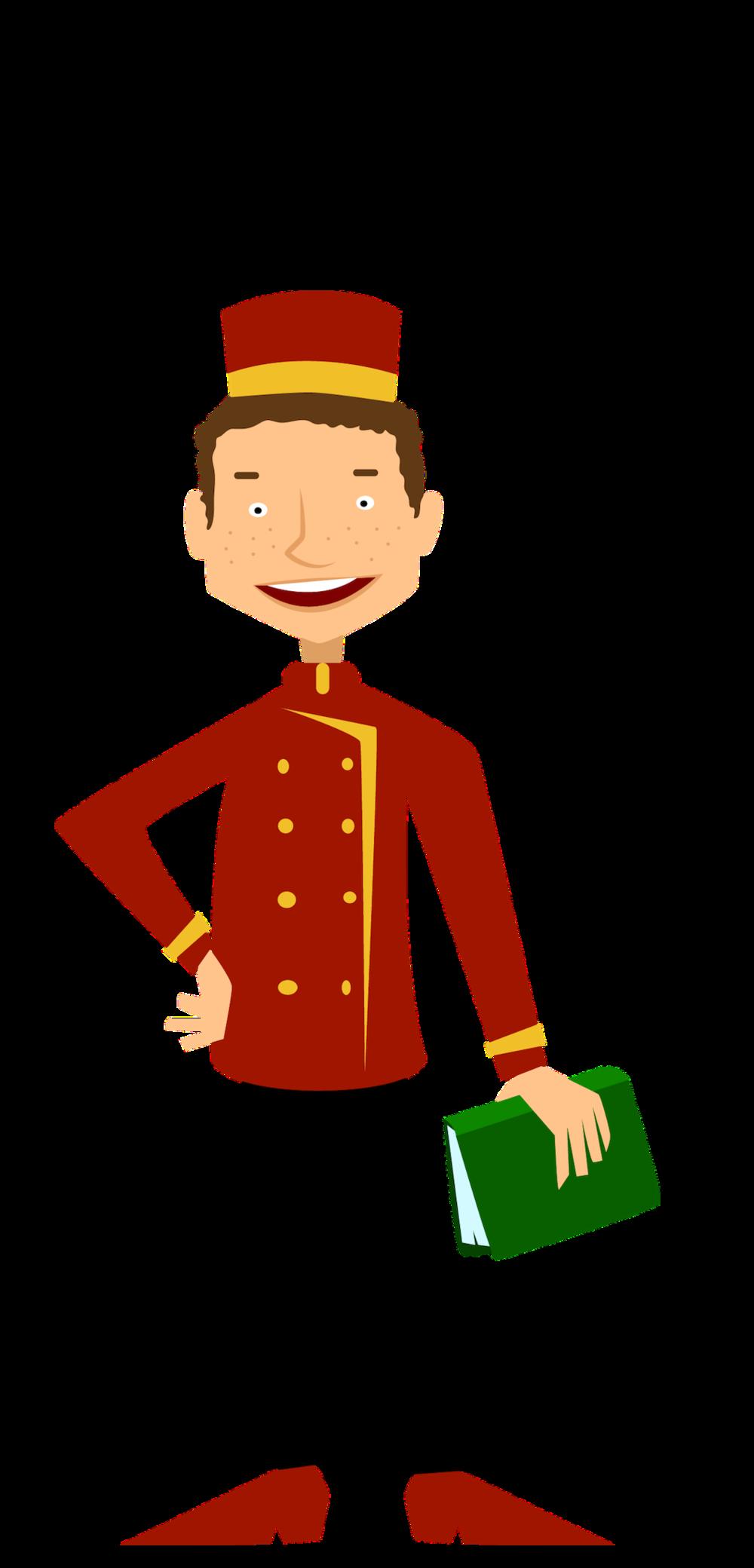 Concierge Kyle