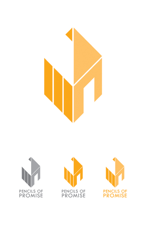 Single Logo Design for Non-Profit Pencils of Promise