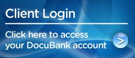 DocuBank Client Login button