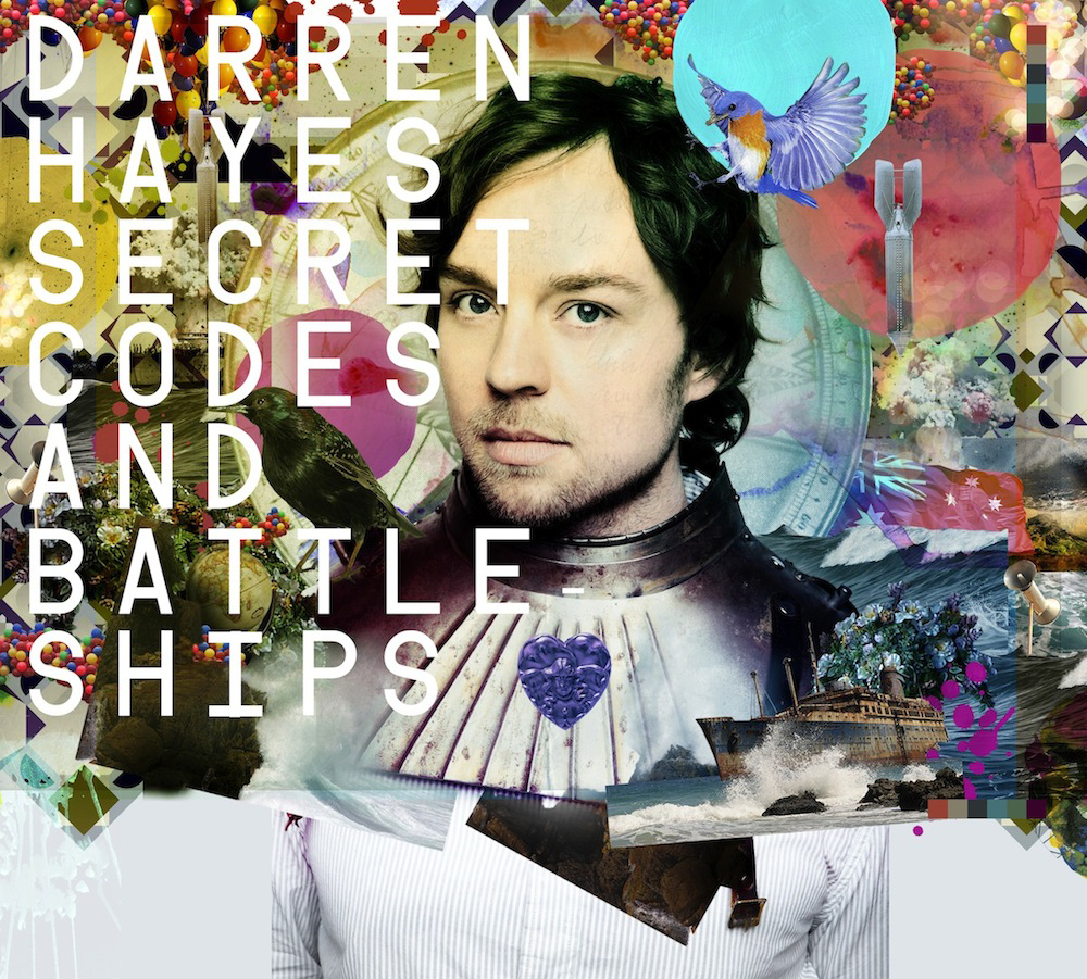 Darren Hayes - Secret Codes and Battleships (2011)