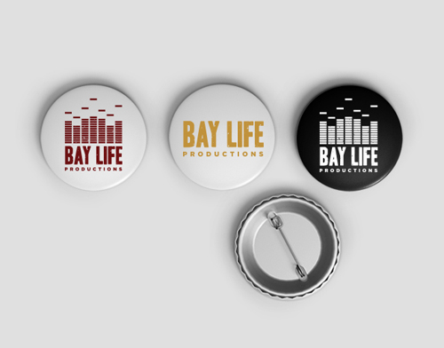 promotional buttons