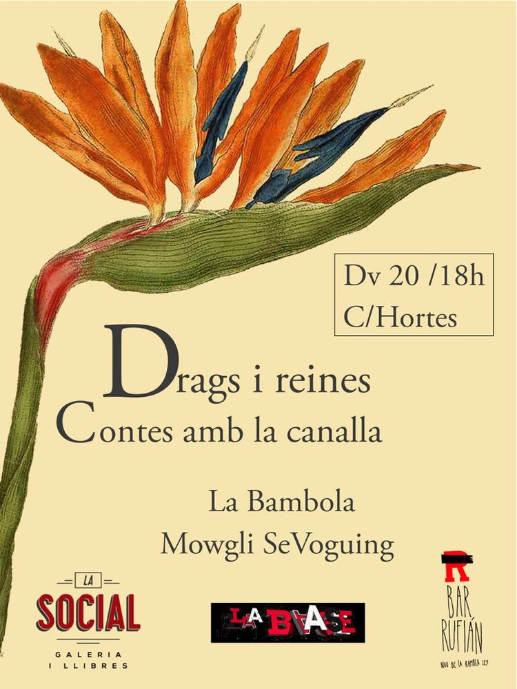 Poster by La Social