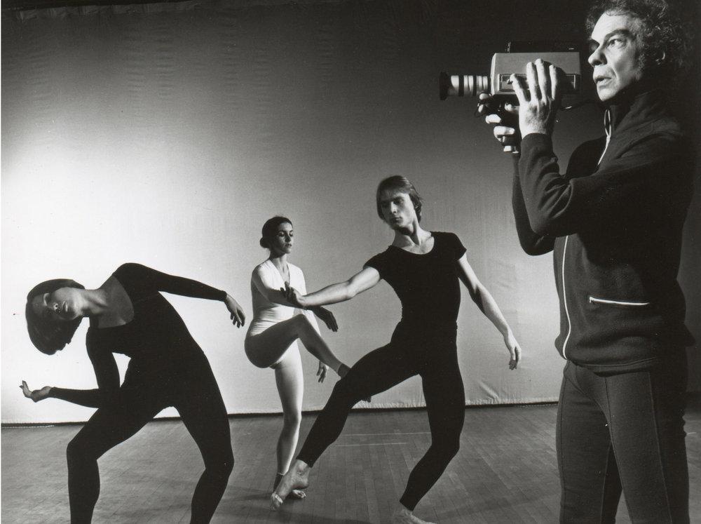 Photo by Jack Mitchell, 1972