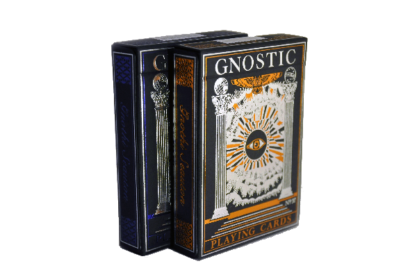The Gnostic Deck was printed by the Legends Playing Card Co. to the highest standards...