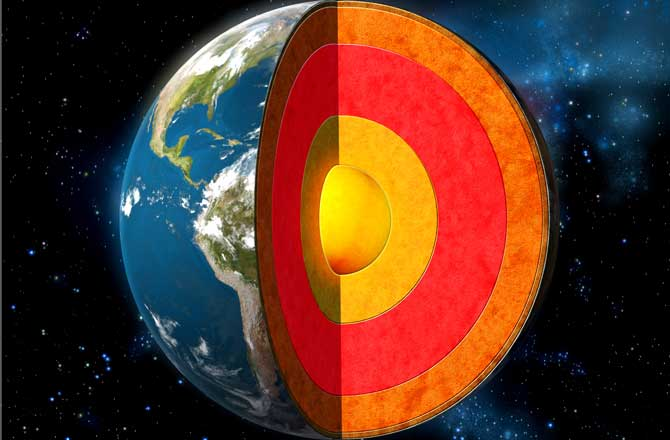 Better article on the Earth's age and what magnetism has to do with it.