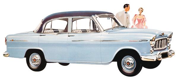 FE Holden (1956-1958)