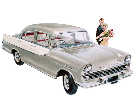 FB Holden (1960-1961)