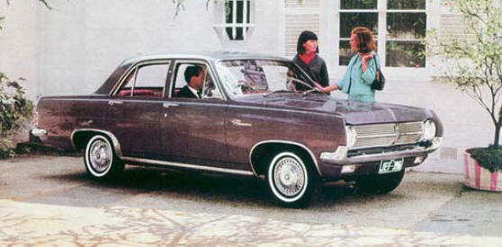 HD Holden (1965-1966)