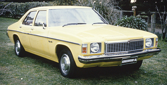 HZ Holden (1977-1979)