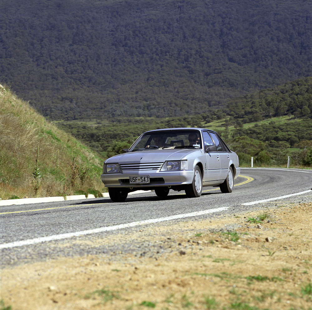 VK Holden Commodore (1984-1986)