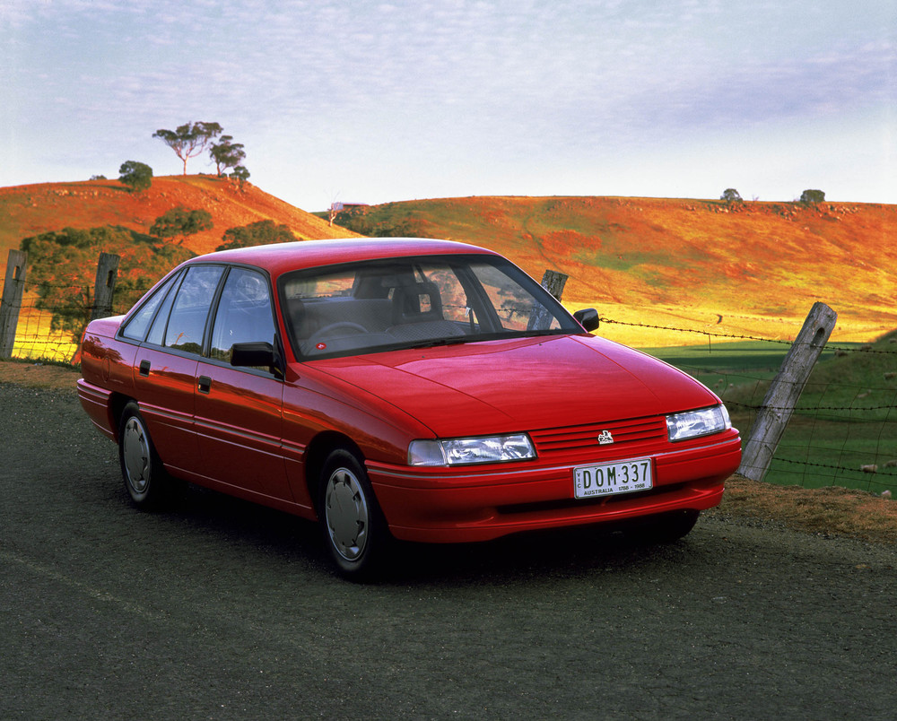 VN Holden Commodore (1988-1991)