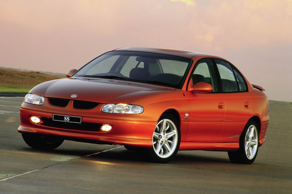 VT Holden Commodore (1997-2000)