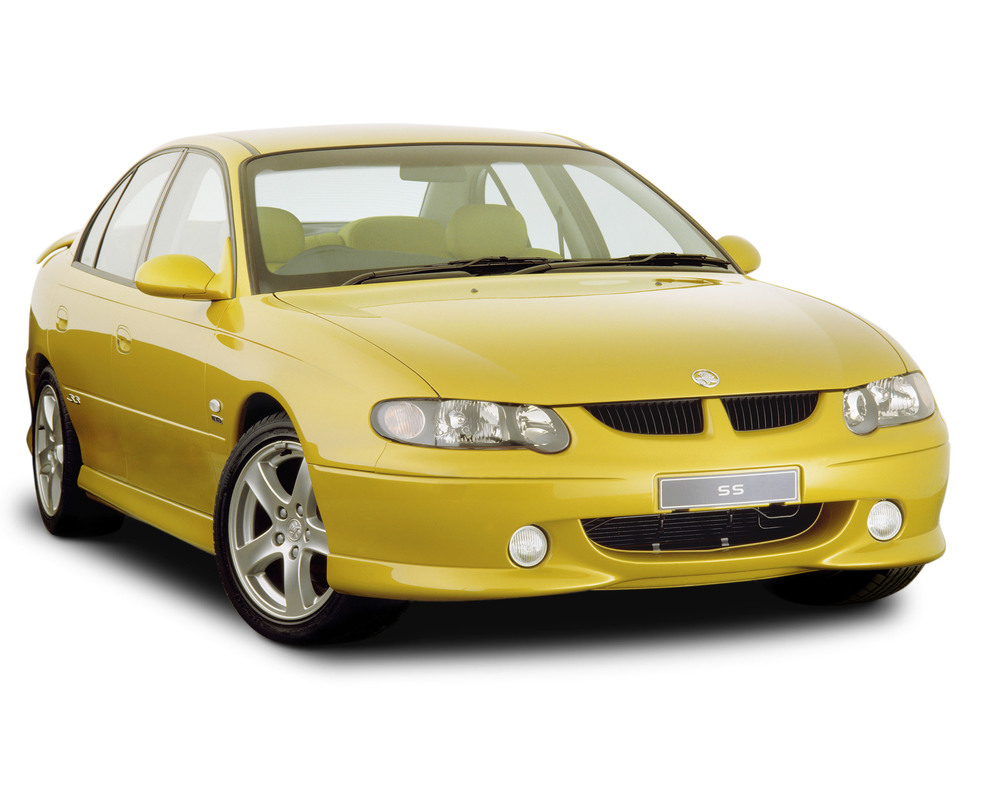 VX Holden Commodore (2000-2002)