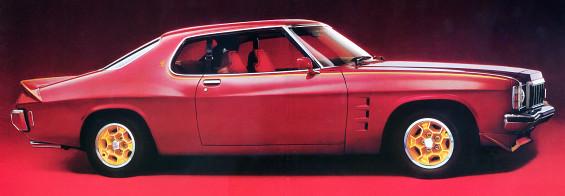 HX Holden LE Monaro (1976-1977)