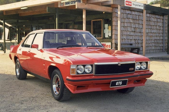 HZ Holden GTS (1977-1979)