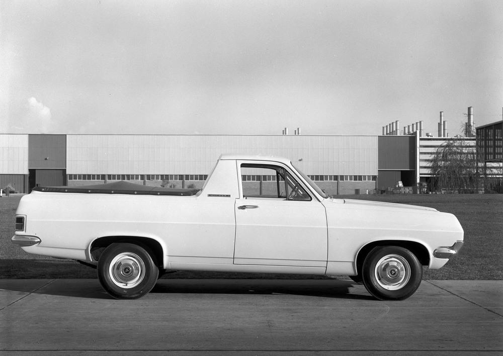 HD Holden Ute (1965-1966)