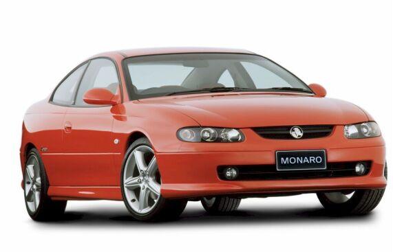 v2 (VX) Holden Monaro (2000-2002)