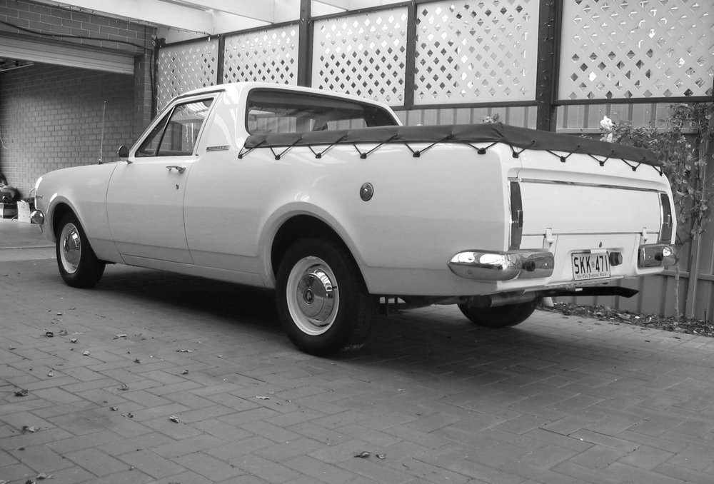 HK Holden Ute (1968-1969)