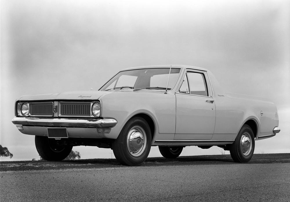 HG Holden Ute (1970-1971)