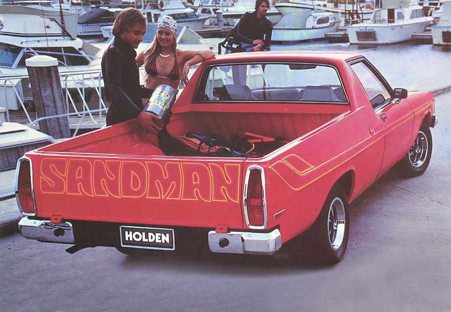 Holden Ute History � richard lewis